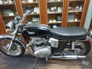 BSA A7 - 1971
